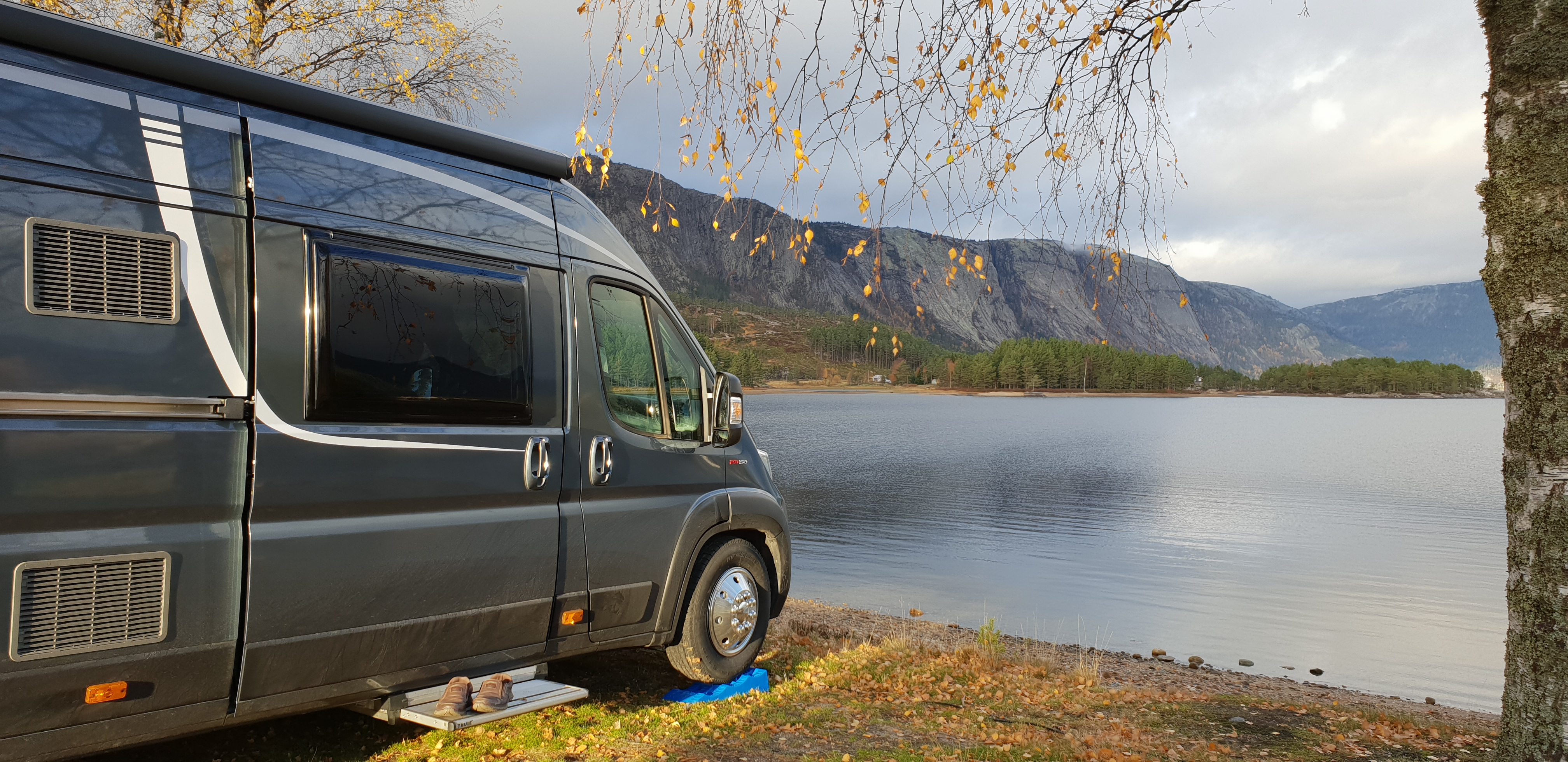 Saga Camping bobil