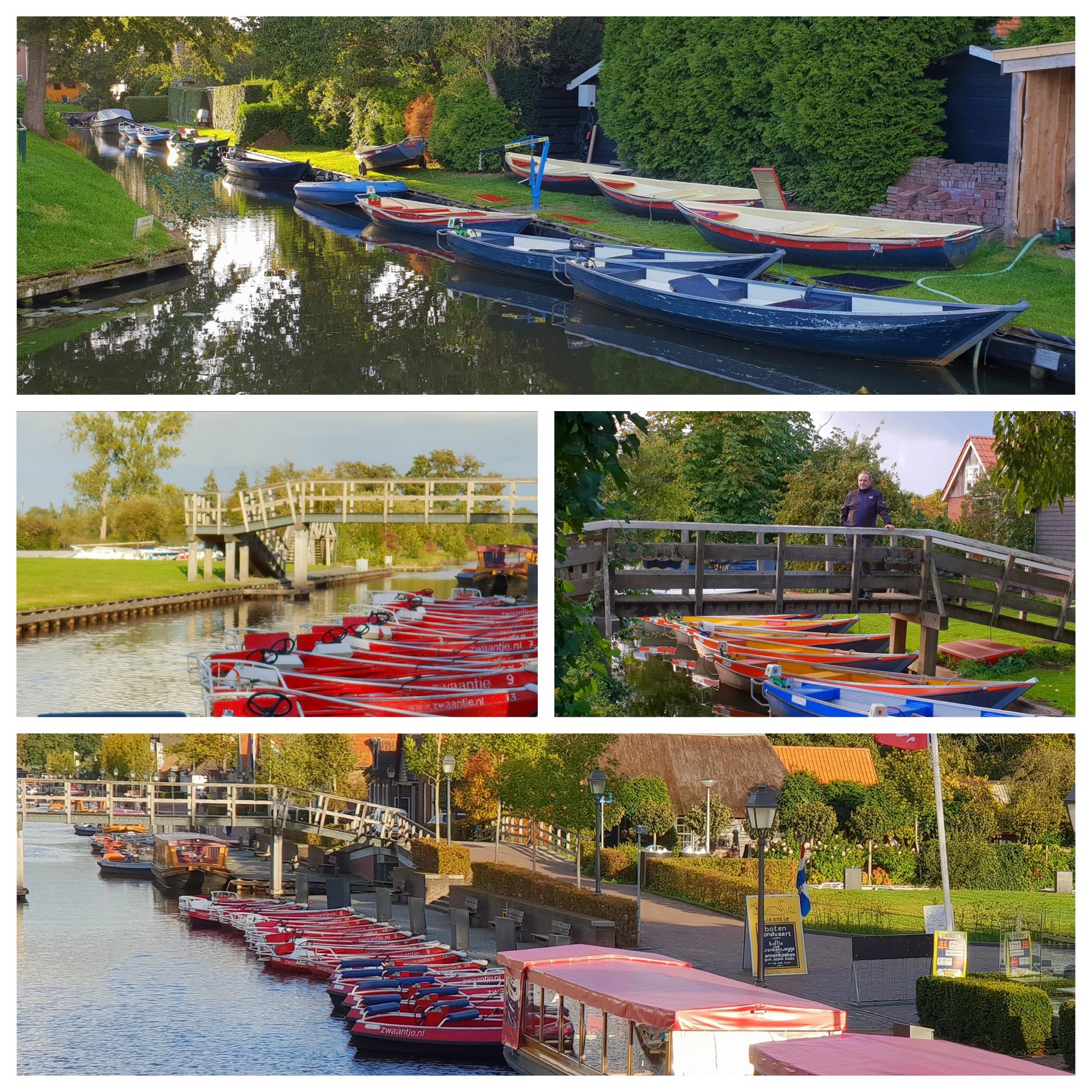 Kanaler i Giethorn