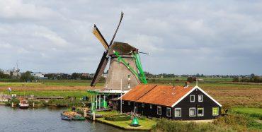 Høstferie til Holland med bobilen