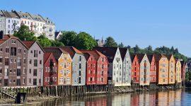 Reisebrev dag 2 – på vei mot Lofoten: Rena – Trondheim