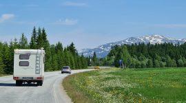 Reisebrev dag 3 – på vei mot Lofoten: Trondheim – Mosjøen