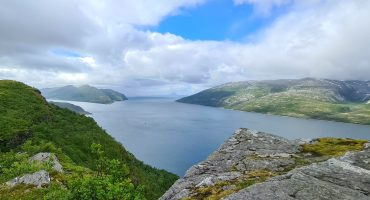 Reisebrev dag 14 fra Furøy til Nesna på Helgelandskysten.