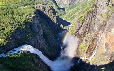 Reisebrev dag 2 – Hardangervidda og Vøringsfossen