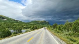 Reisebrev dag 18 fra Oppdal til Oslo