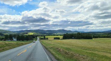 Reisebrev dag 17 – Fra Sjøåsen til Oppdal