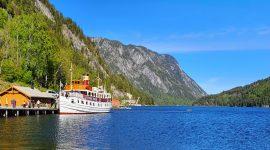Reisebrev dag 1: Larvik – Dalen i Telemark