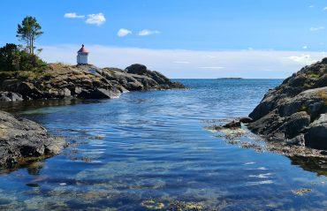 Reisebrev dag 1-2- Sørlandsidyll i Homborsund