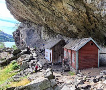 Reisebrev dag 4 – Lista – Nordsjøveien – Sirdal