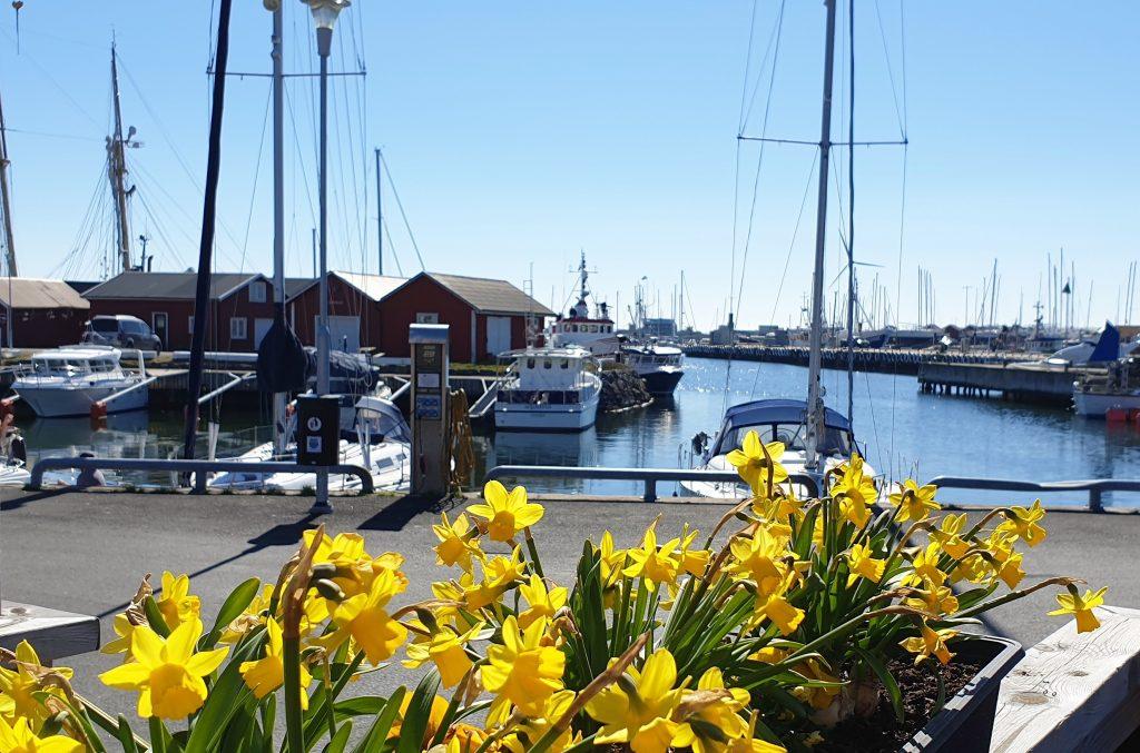 Bobilferie i Danmark og Sverige reiserute   Bobilreiser