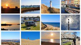 Bobilferie i Danmark og Sverige – reiserute
