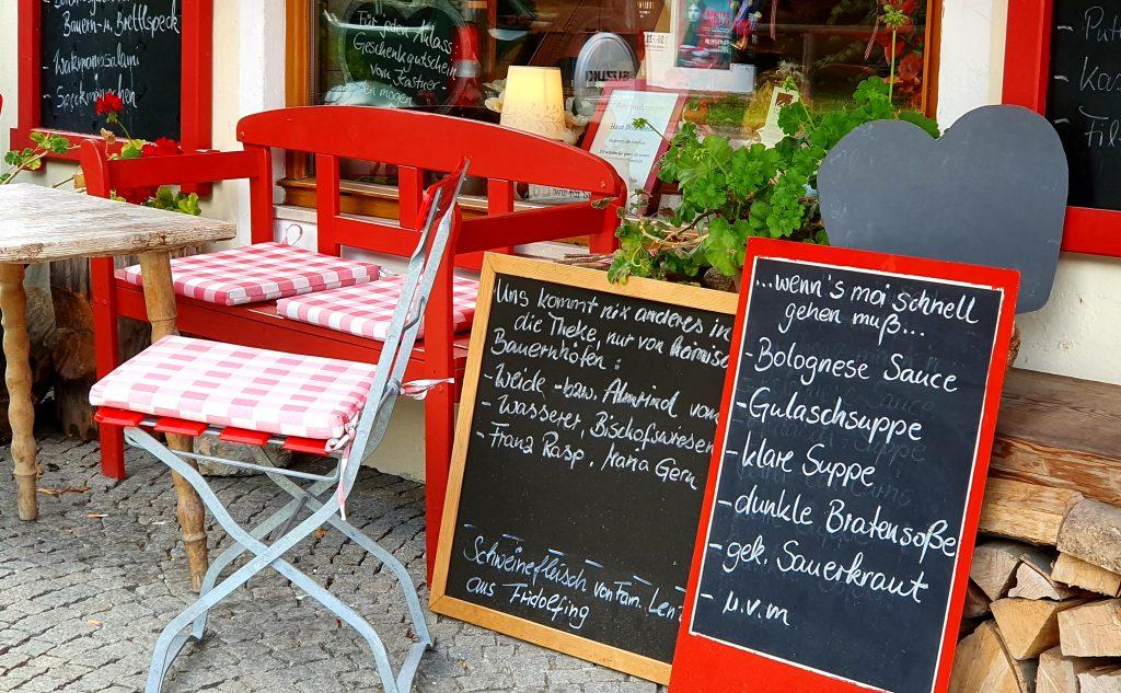 Bobilferie med stopp i Königssee