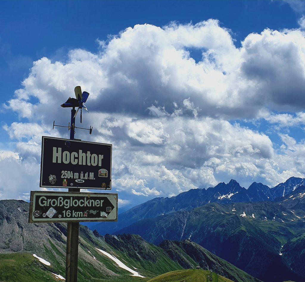 Bobilferie med en tur over Grossglockner fjellovergangen