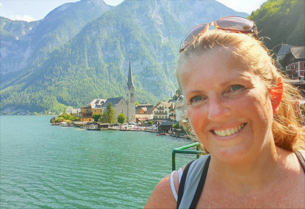 Camping i Hallstatt - bobilblogger på rundreise i Europa