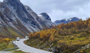 Reisebrev 1 – Høstferie over Valdresflye og Strynefjell