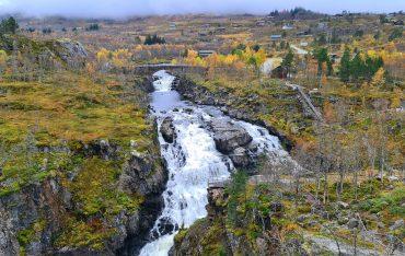 Reisebrev 5 – Høstferie fra Bergen til Larvik